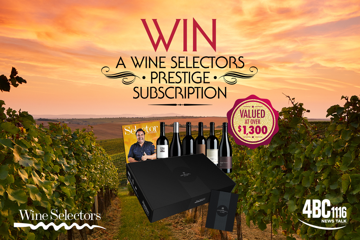 WIN a Wine Selectors Prestige Wine Subscription