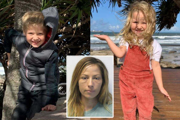 Article image for Two missing Queensland children at 'significant risk' located safe and well