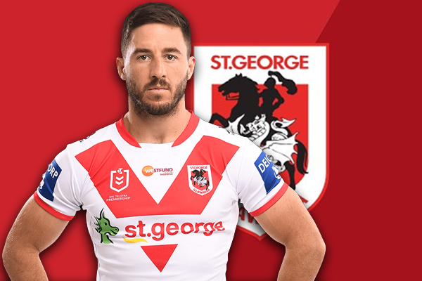 Article image for Billy Slater 'disappointed' by Dragons star Ben Hunt's underdevelopment as halfback