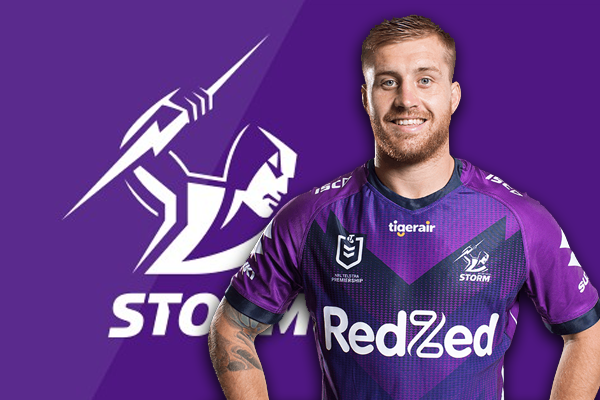 Article image for 'What you see is what you get' with Storm's Cameron Munster