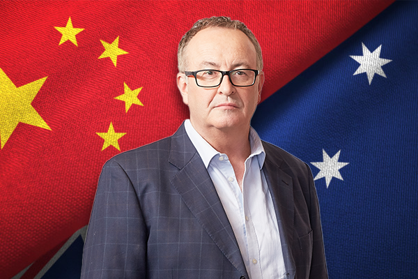 Article image for 'They've got motivation': Chris Smith attributes cyber attack to Chinese Communist Party