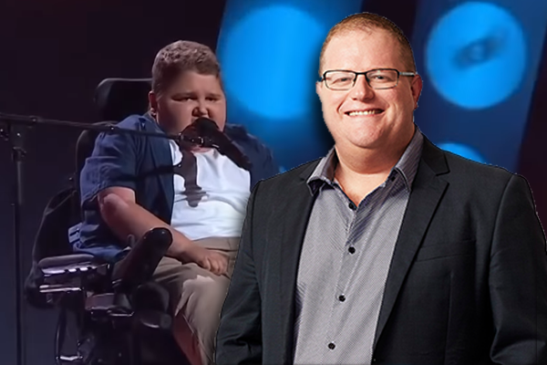 Article image for 'You made me cry': Meet the inspiring young voice who charmed Australia
