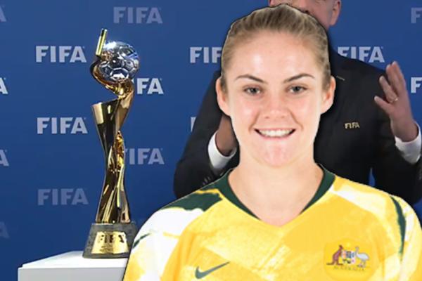 Matildas aim for a World Cup win on home soil