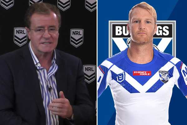 Article image for Aiden Tolman to return for Tigers clash says NRL Head of Football