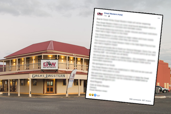 Iconic Rockhampton venue announces sad closure after COVID-19 crisis