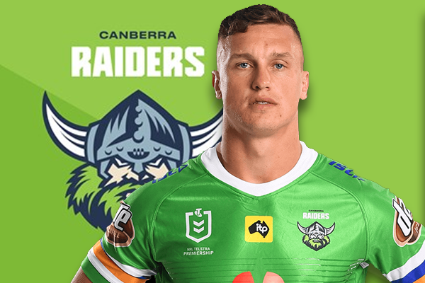 Article image for John Bateman speculation is no distraction for Canberra Raiders
