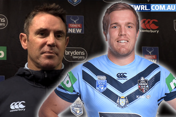 Blues players praise 'top guy' Brad Fittler