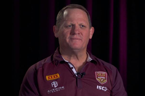 Brisbane Broncos Coach Kevin Walters realises 20-year dream