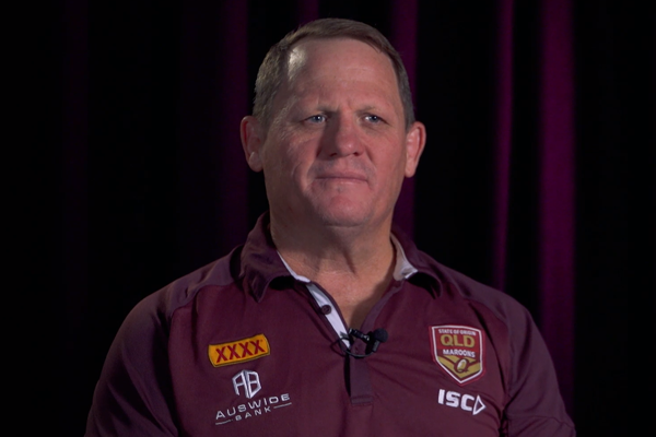 Article image for November Origin 'a big advantage' for Queensland says coach