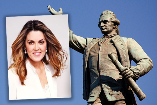 Peta Credlin holds education system accountable for widespread statue vandalism