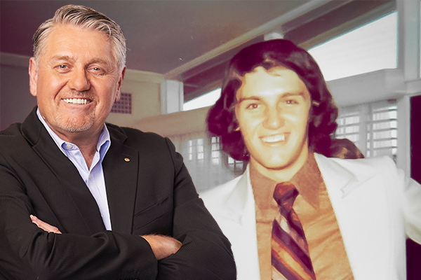 Article image for Ray Hadley reveals why he's defending mullets