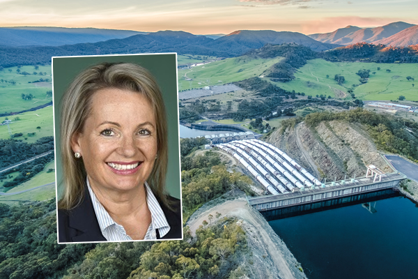 Article image for Snowy Hydro 2.0 given green light by federal government