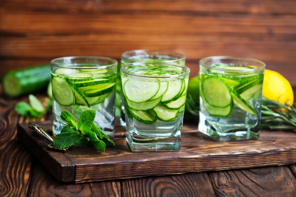'Engage with a cucumber': Hendrick's touts top tier garnish