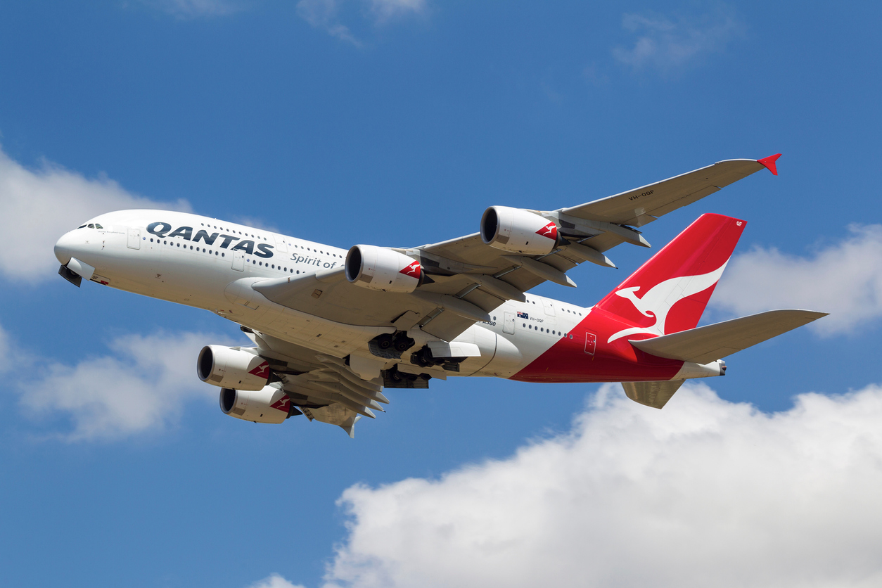 Article image for 'The best airline CEO in the world': Qantas is in capable hands