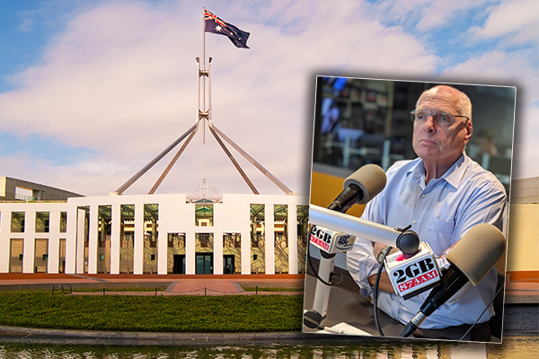 Article image for Jim Molan slams Labor's use of 'fake news' to cover up their embarrassments