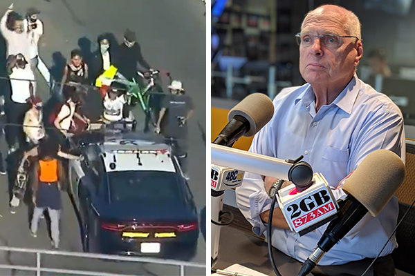 Article image for 'There's an undercurrent of racism': Senator Jim Molan weighs in on US riots