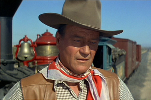 The enduring Hollywood legend: John Wayne