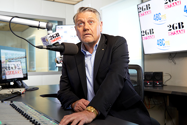 Article image for 'This figure will shock you': Ray Hadley blows up at Victorians failing to quarantine