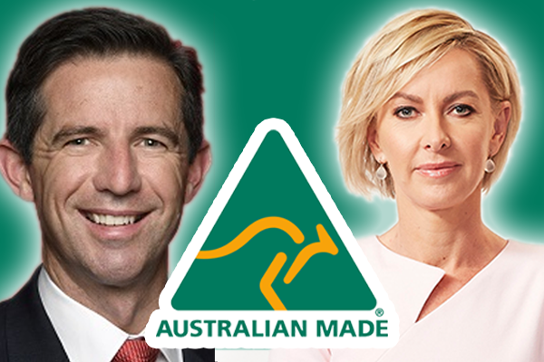 Deborah Knight clashes with Trade Minister over $10 million rebrand
