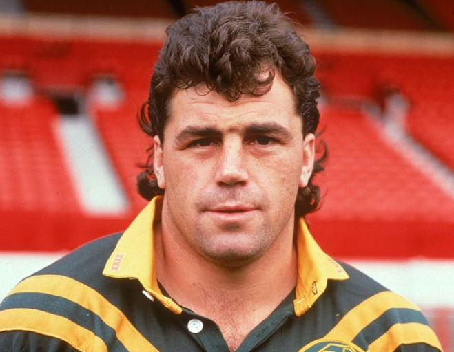 Article image for Where Are They Now? David Gillespie