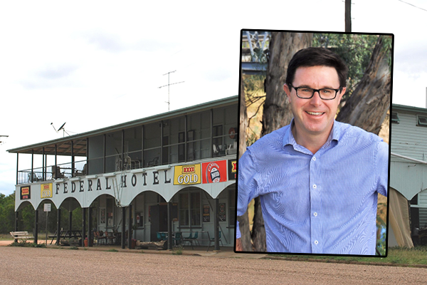 Article image for Queensland government slammed for bankrupting 'heart and soul' of rural towns