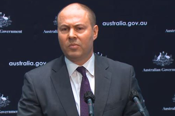Treasurer reveals worst budget deficit since World War II