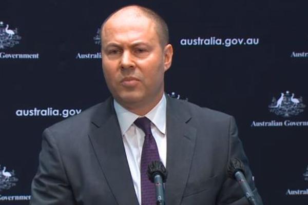 Article image for Treasurer Josh Frydenberg slams Deputy Premier's 'conspiracy'
