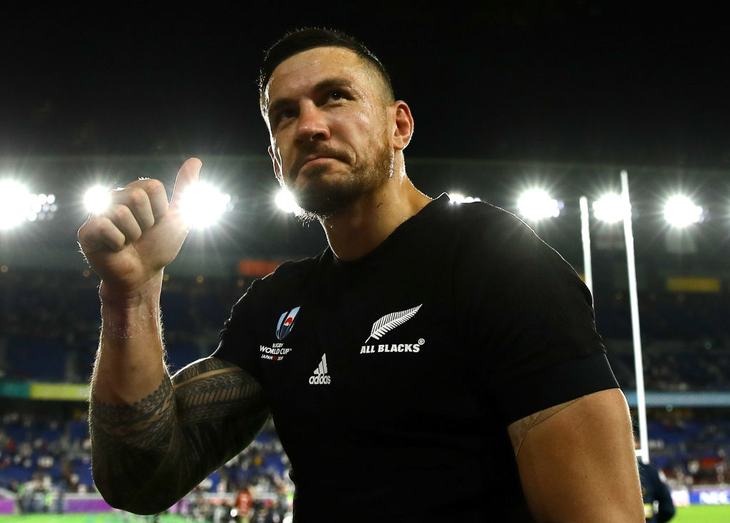 Travel exemption imminent for Sonny Bill Williams' return to NRL
