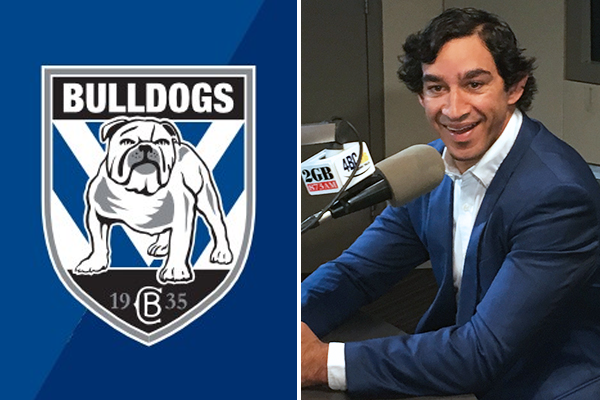Article image for Barrett 'doesn't make sense' as Bulldogs coach argues Johnathan Thurston