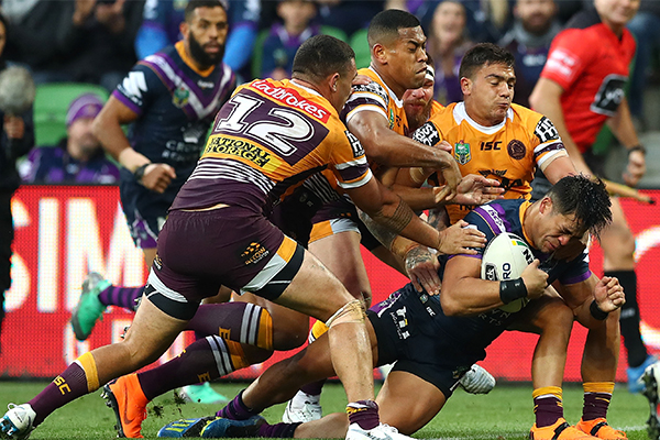 Article image for Broncos CEO hits back at criticism