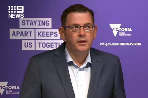 Metropolitan Melbourne in six-week lockdown as Victorian cases peak