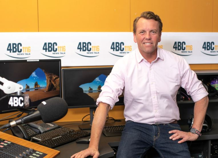 Article image for Scott Emerson to host Brisbane's new local Drive program