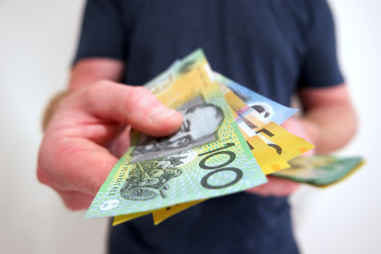 Article image for Australia officially out of recession