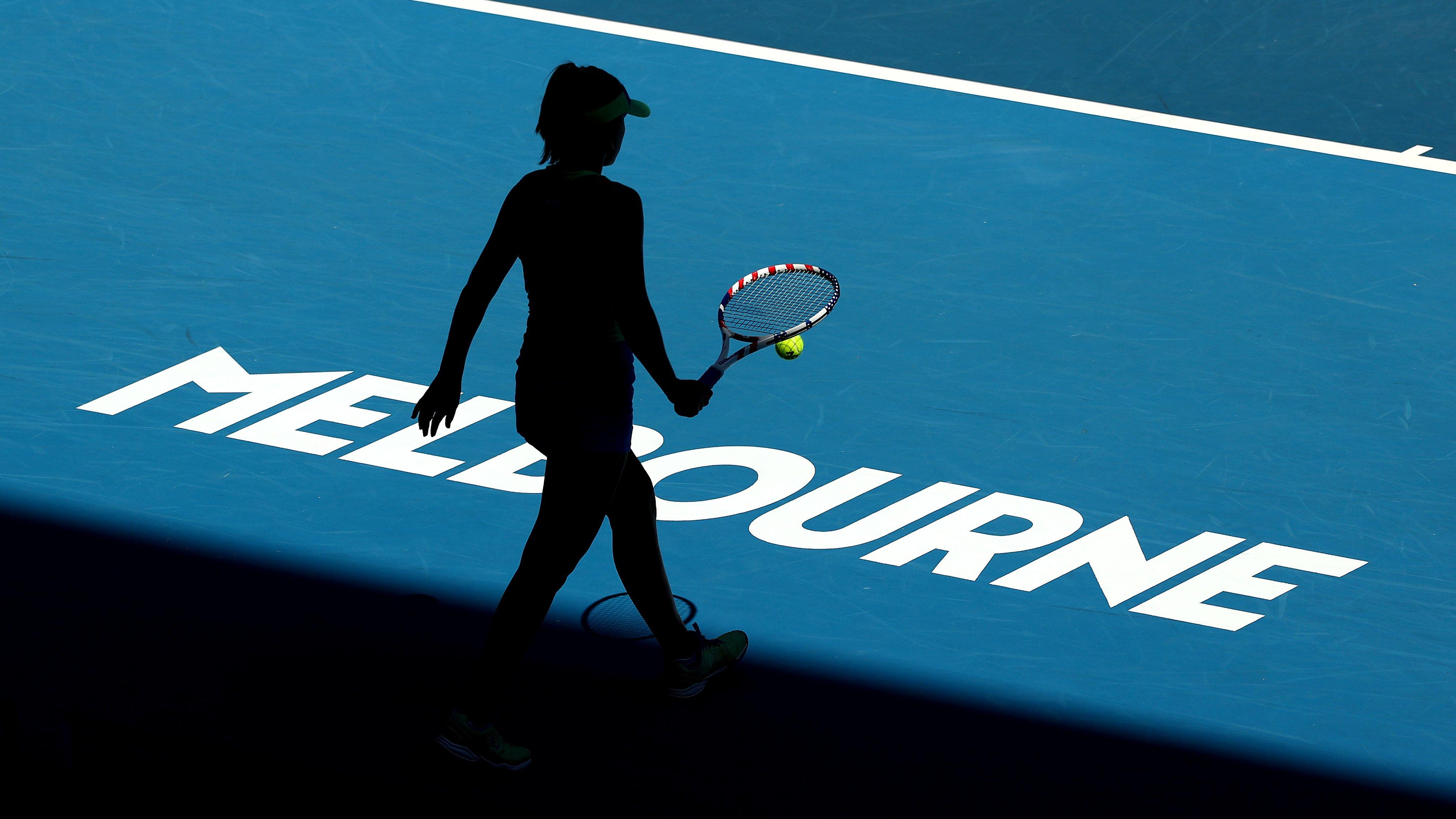 Tennis legend fears the sport is 'falling behind'