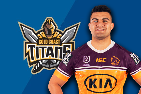 Article image for Fifita deal a sign of Titans' desperation argues Billy Slater