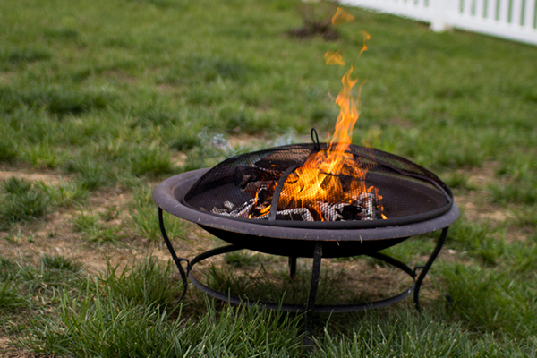 Brisbanites rally for their fire pits as trial comes to an end