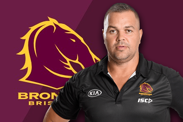Article image for Broncos exit 'the end of a coaching dream' for Anthony Seibold