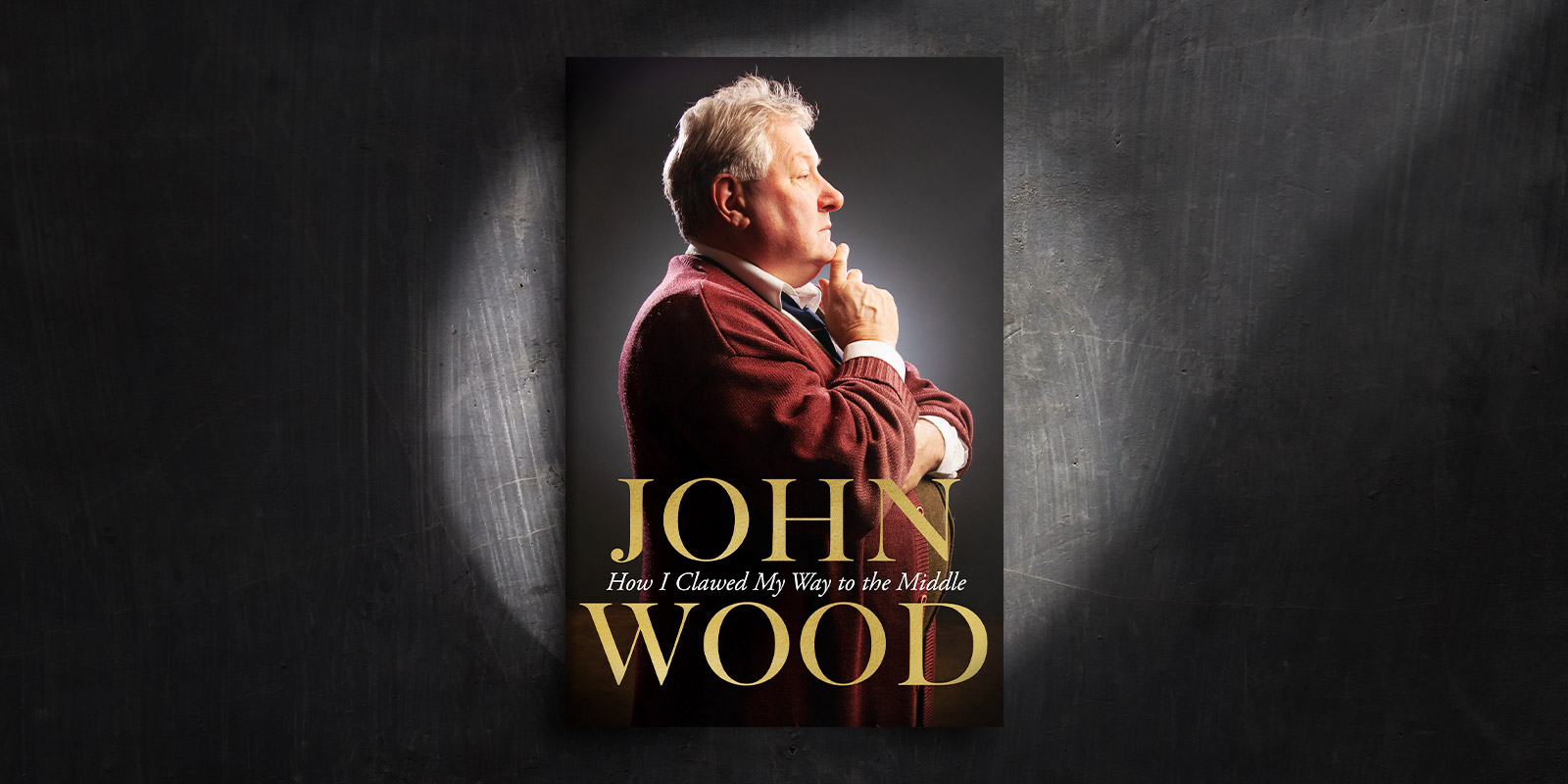John Wood opens up about his life