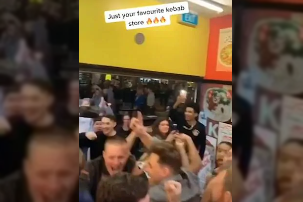 Brisbane kebab shop rave costs business thousands