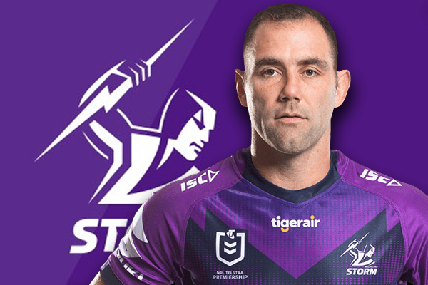 Article image for Billy Slater urges Cameron Smith against 'rushed' retirement decision