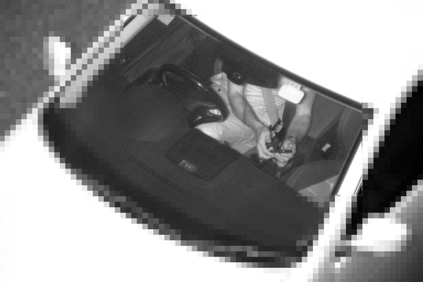 Article image for Mobile phone detection camera captures 'horrifying number' of violations