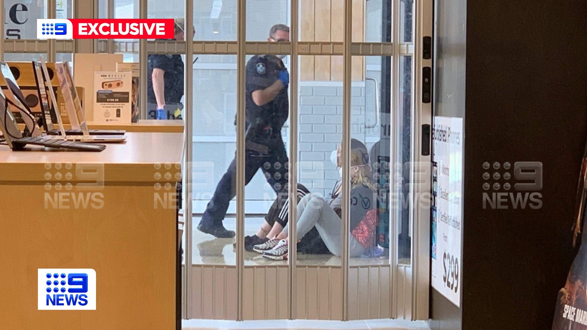 Article image for Teenage border-jumpers from Sydney arrested in Noosa