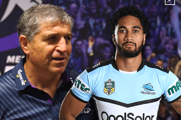 EXCLUSIVE   Melbourne Storm to announce Ricky Leutele signing imminently