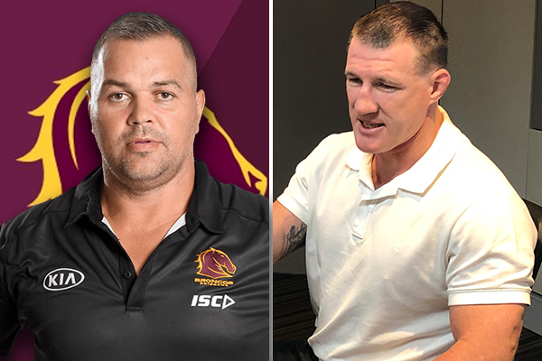 Article image for Paul Gallen commends Anthony Seibold on 'the best decision he's made'