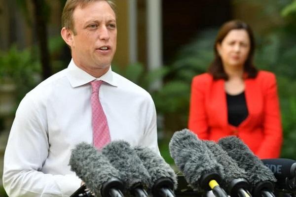 Does Deputy Premier Steven Miles smell a rat?