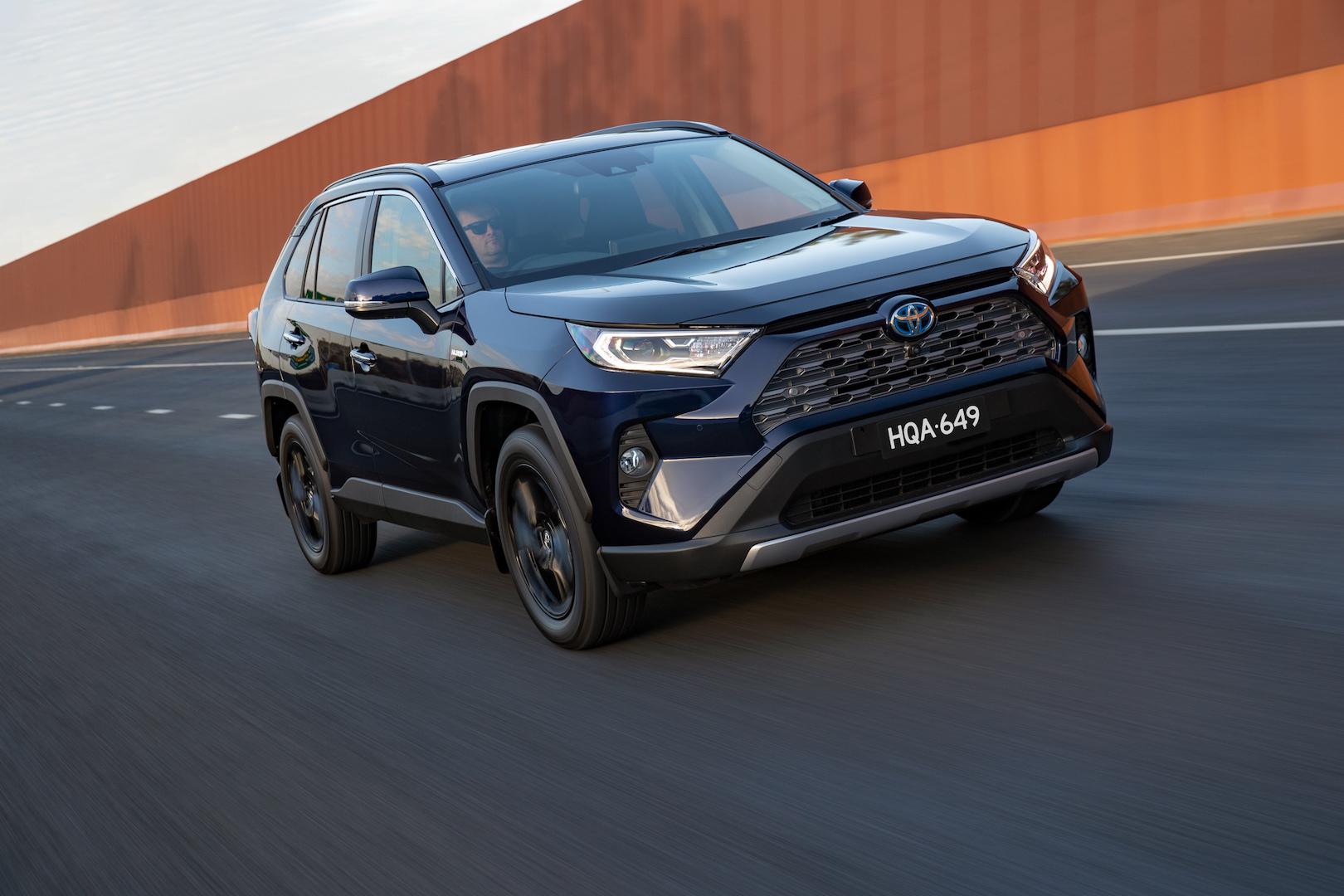 Toyota's RAV4 SUV our No. 1 selling vehicle in July