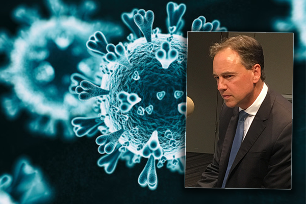 Greg Hunt wants Australians who've had the jab to post about it on social media
