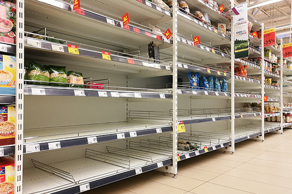 Victorian restrictions pose risk to nation's food supply