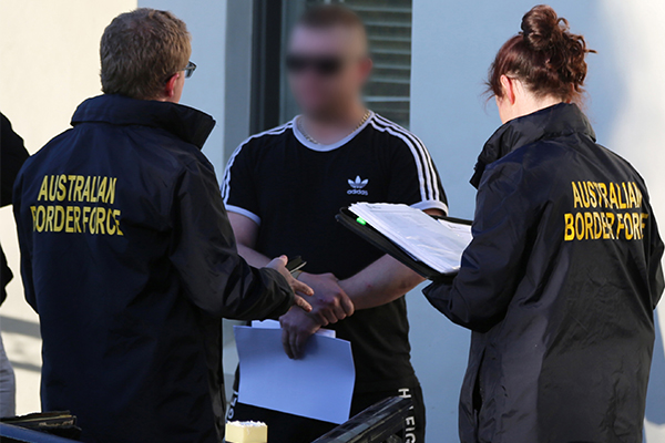 Man arrested during ongoing joint-agency operation in NSW