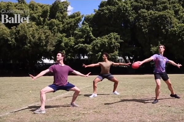 Powderfinger didn't want a gig at the AFL grandfinal, so the Queensland Ballet has put up its hand.